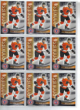 **Lot of 50** 11-12 Upper Deck UD Sean Couturier Rookie Cards RC #5 NHCD