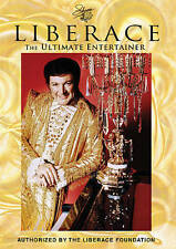 Liberace -The Ultimate Entertainer (DVD, 2013)