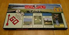 Monopoly The Golf Edition Used
