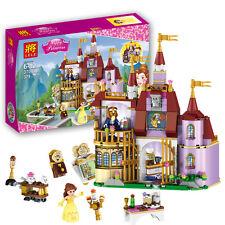 Friends Bell's magic castle  Castle Building Blocks Christmas Gift  toy bricks