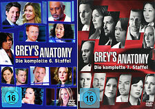 Grey's (Greys) Anatomy - Die komplette 6. + 7. Staffel               | DVD | 273