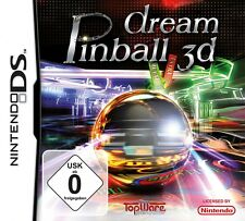 Dream Pinball 3D [NDS] - Multilingual [E/F/G/I/S]