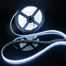 5M 600 LED SMD3528 Cool White Flexible Strip Car Light Waterproof Super Bright