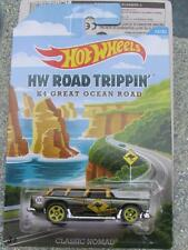 Hot Wheels 2015 ROAD TRIPPIN 12 Classic Chevy Nomad Verde