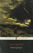 Wuthering Heights (Penguin Classics)-ExLibrary