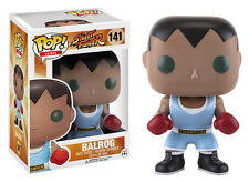 POP! Games Street Fighter Balrog FUNKO #141