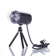 2x LED Disco Party RGB Projektor Bühnenbeleuchtung Laser Lichteffekt DJ Strahler