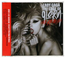 Lady Gaga The Edge Of Glory Remixes 11-Track China CD New and sealed