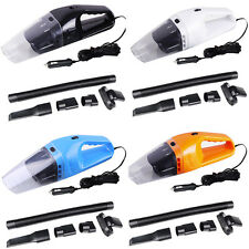 120W Portable Wet & Dry Car Home Mini Handheld Vacuum Cleaner W/ Accessories NEW