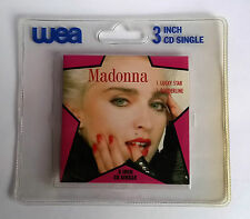 "MADONNA - LUCKY STAR 3"" CD SINGLE BRAND NEW SEALED FROM 1989"