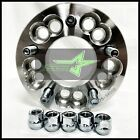 """1 JEEP WHEEL ADAPTER SPACER 5X5 OR 5X5.5 TO 5X4.5   1/2-20  1.25"""" INCH   32MM"""
