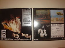Neil Young: Official Release Series Vol. 2  Disc 5-8  Vinyl 4 LP