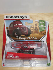 Disney Pixar Cars Uncle Topolino 2013 NEW