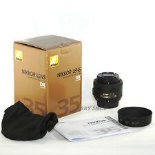 Nikon AF-S DX 35mm f/1.8G nikkor 35 mm 1.8 f1.8 G