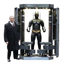 BATMAN: The Dark Knight - Batman Armory & Alfred 1/6th Scale Action Figure Set