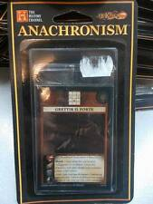 ANACHRONISM CARD GAME - GRETTIR IL FORTE - BLISTER ITA - THE HISTORY CHANNEL