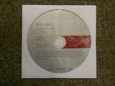 MERCEDES BENZ WIS/ASRA Full Version 01/2011 DVD 1/2 Service Repair Manual CD