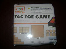 NEW HOME DEPOT KIDS WORKSHOP TIC TAC TOE GAME KIT LOWE BUILD GROW WOODEN PROJECT