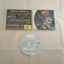 MDK 2 (Sega Dreamcast, 2000) EUC. COMPLETE, TESTED.