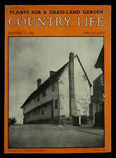 The Yeld Hall Finchingfield Essex 1955 1 Page Photo Magazine Cover
