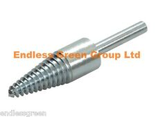 6mm Drill Mandrel / Pigtail to fit buffing wheel / polishing mop in a drill  6PT