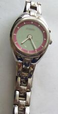 FOSSIL Watch -  HOT PINK Inner Face