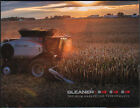 AGCO Gleaner S88, S78 and S68 Combine Brochure Leaflet