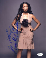 GARCELLE BEAUVAIS Signed 8X10 Color Photo with a JSA (James Spence) COA