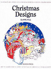 Christmas Designs (Design Source Books), Elaine Hill