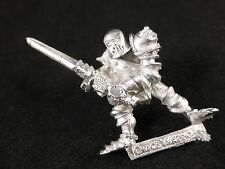 Citadel Metal CH2 Realms of Chaos Warrior : Eric Umbrand Earthshaker with Sword