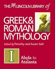 The Lincoln Library of Greek & Roman Mythology