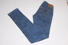 Authentic!! TRUE RELIGION Stella Skinny Jeans Sz 24 x 33