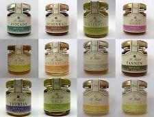 Honig Probierset 12 Sorten Bienenhonig a 50g Glas Premiumqualität naturreiner !