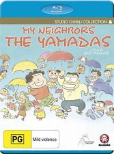 My Neighbors The Yamadas (Blu-ray, 2011) Region B