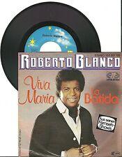 Roberto Blanco, Viva Maria, G/VG, 7'' Single, 4052