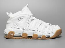 Nike Air More Uptempo White Gum Size 8.5. 414962-103 Jordan Kobe Scottie Pi
