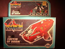 Voltron VINTAGE 1985 Coffin of Doom 100% Mint in Sealed Box Panosh Place