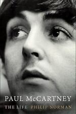 Paul Mccartney: The Life by Philip Norman (5/16, Hardcover)