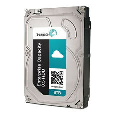 "Seagate Enterprise 6TB HDD 3.5"" SATA III 7200RPM 128MB Internal ST6000NM0024"
