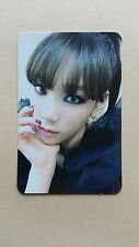 SNSD Girls' Generation Taeyeon 1st Album My Voice PhotoCard Official Photo Card