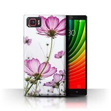 STUFF4 Hülle/Case für Lenovo Vibe Z2 Pro/K920/Frühling Wiese/Rosa Mode
