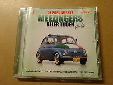 CD / DE POPULAIRSTE MEEZINGERS ALLER TIJDEN - ITALIE, ITALIAANS