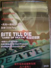 Bite Till Die Card of Death DVD NEW NTSC Region 3 Thai Horror Oxide Pang
