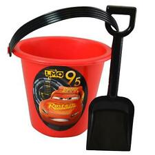 Party Favors Disney Cars 3 Sand Bucket and Shovel Beach Toys For Kids