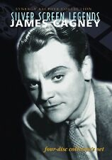 Silver Screen Legends: James Cagney (2014, REGION 1 DVD New) BW