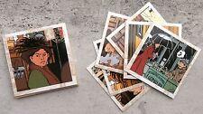 Adèle Blanc Sec Portfolio 6 cartes 1998 neuf Tardi