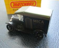 Matchbox Superfast MB44 MICA Ford T Van 4th North American Convention 1991