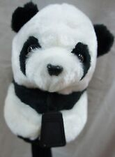 460 cc Golf Club Animal Wood Long Head Cover, PANDA, Unique  & Best Gift