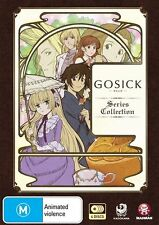 Gosick Series Collection (Subtitled Edition) DVD R4 NEW