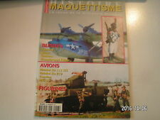 **a Histoire et Maquettisme n°48 Panzer II ausf / MiG 15 / Heinkel He 219
